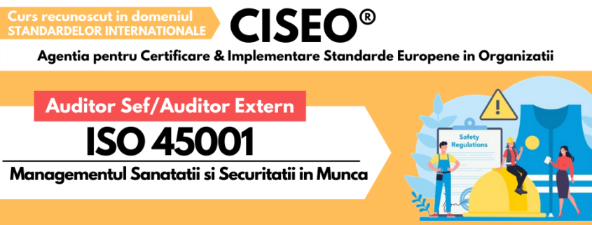 AUDITOR EXTERN ISO 45001