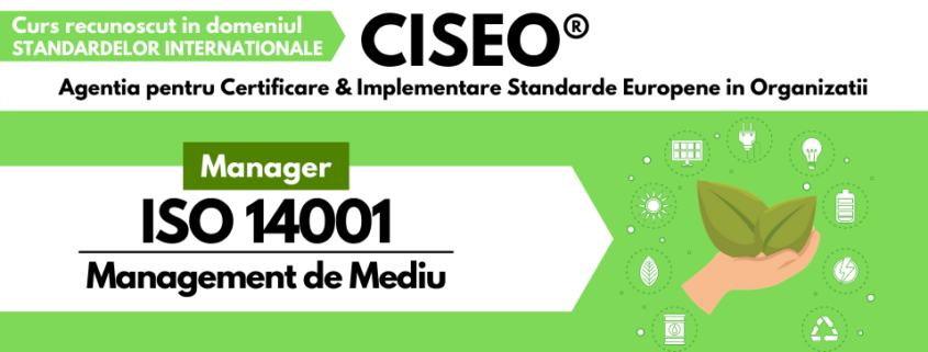 MANAGER ISO 14001