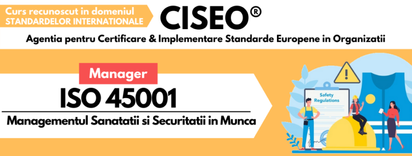 MANAGER ISO 45001