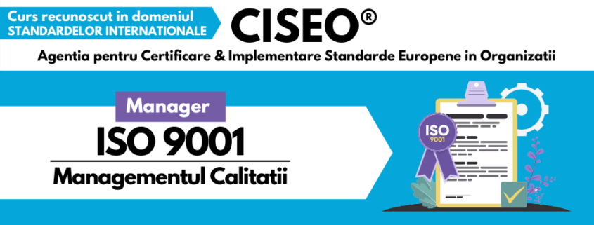 MANAGER ISO 9001