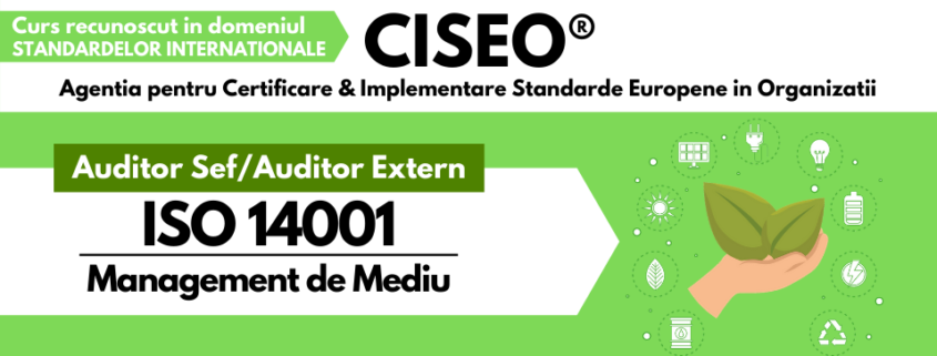 auditor extern ISO 14001