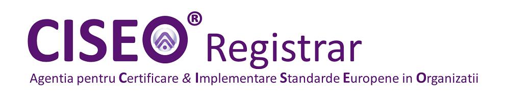 Cursuri CISEO® Agentia pentru Certificare si Implementare Standarde Europene in Organizatii